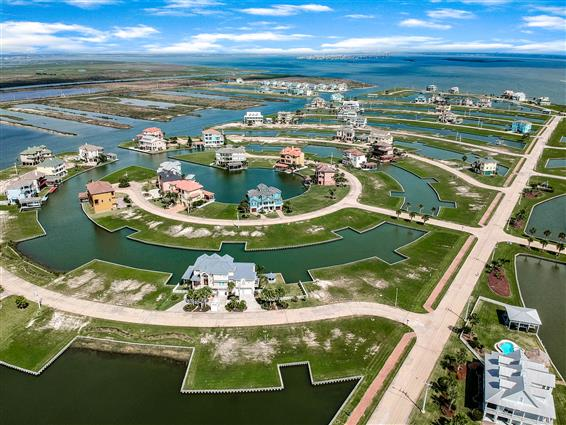 drone photography for Corpus Christi, TX realty